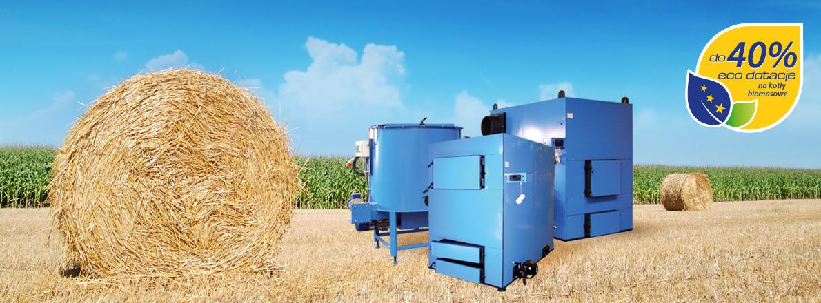 Biomasa sistem de încălzire 25 - 2000 kW